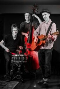 The Red Cars Play the Industry Cafe June 20 @ Industry Cafe and Jazz