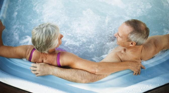 High Blood Pressure and the Hot Tub