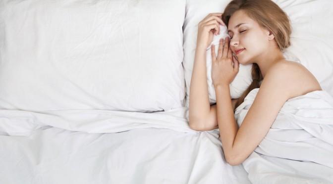A Good Night's Sleep Before the Holidays