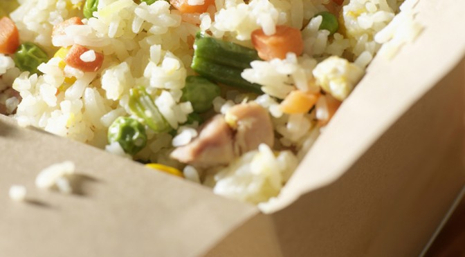 Healthy Takeout Meal