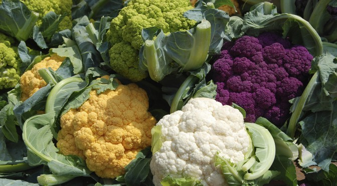 Cooking Healthy Cauliflower Recipes