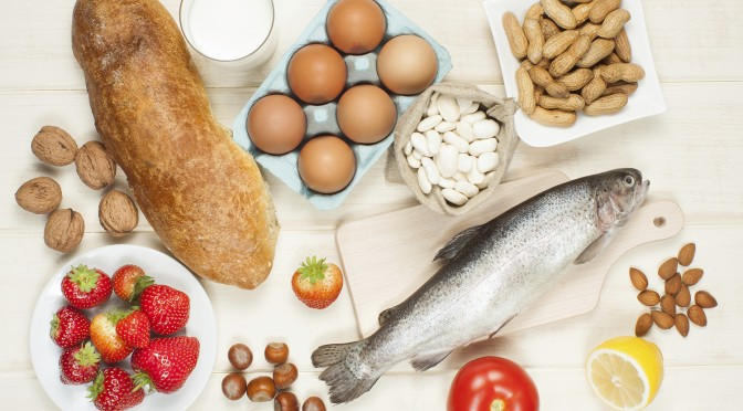 Fight the Common Food Allergy