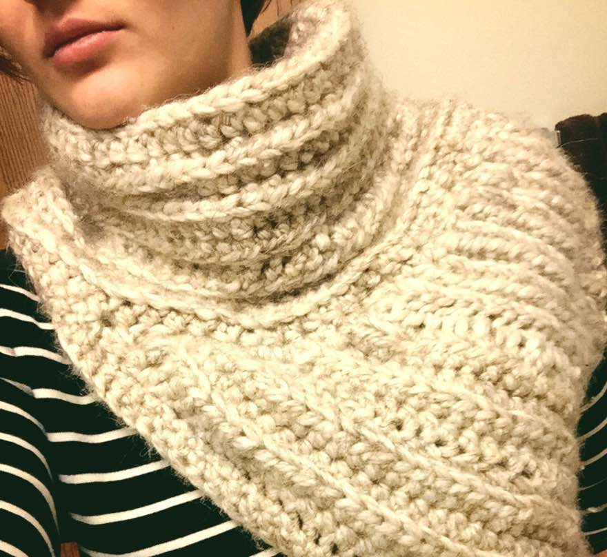 Homemade Scarf