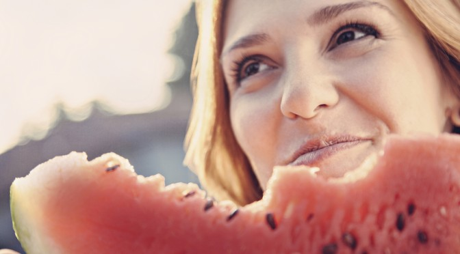 Healthy Watermelon Recipes