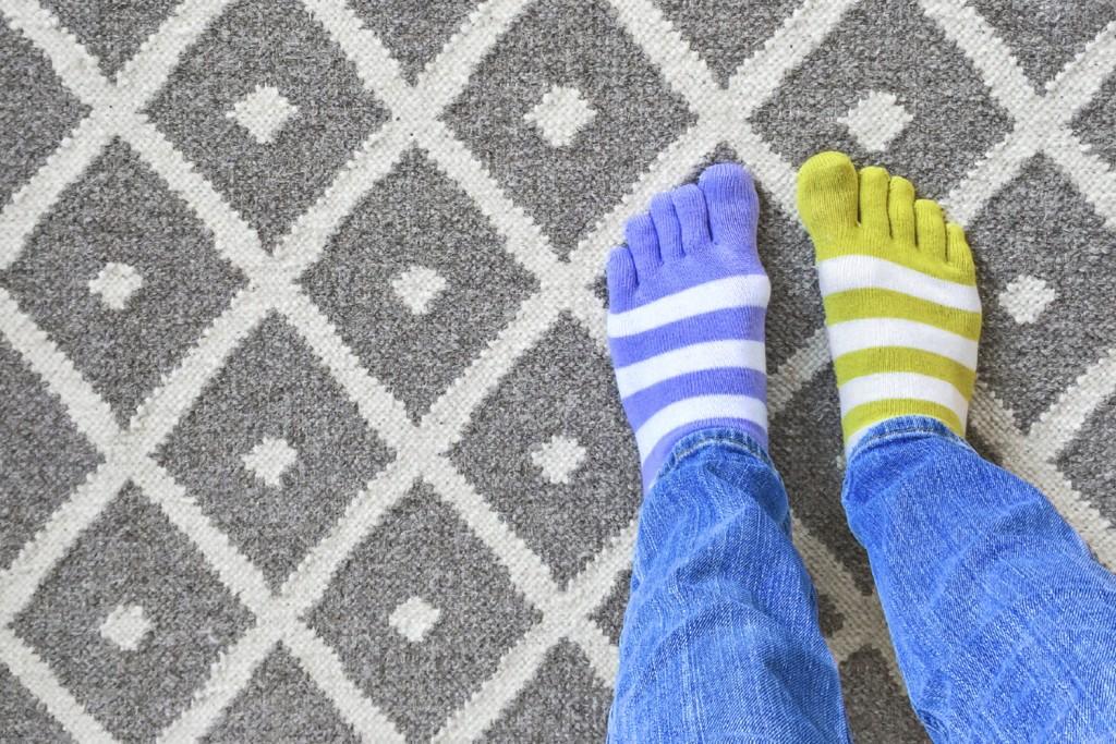 Just Mismatched Socks or Colorblindness?