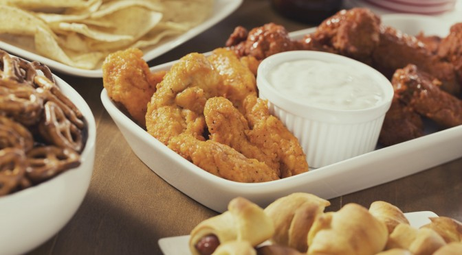 Healthy Tailgating Without the Fat