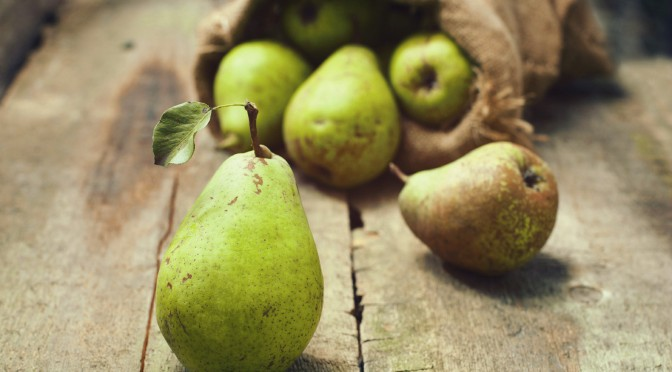 Featuring Pear Recipes
