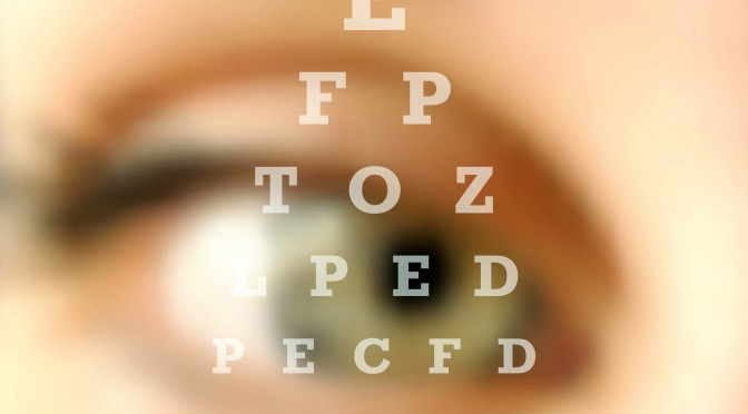 Low Vision Awareness Month