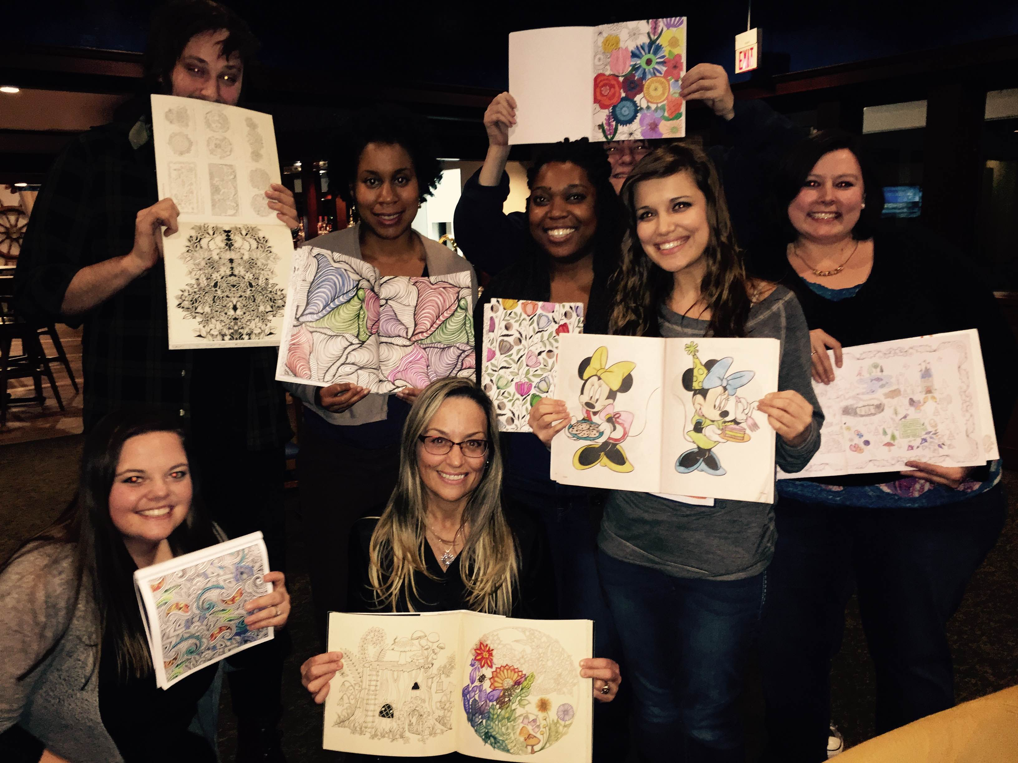 Health Alliance Coloring Club