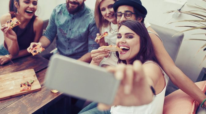 Coming Together and Eating Socially