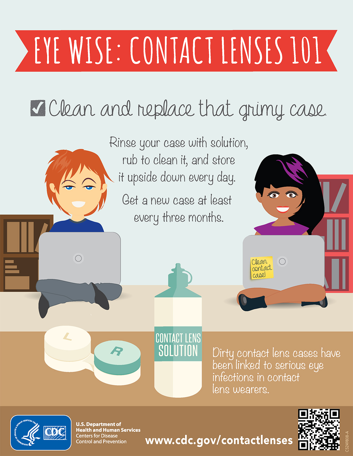 Contact Case Safety