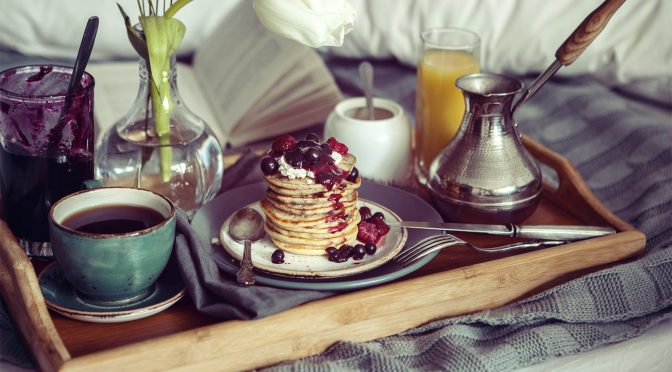 Getting Secretly Healthy Breakfasts