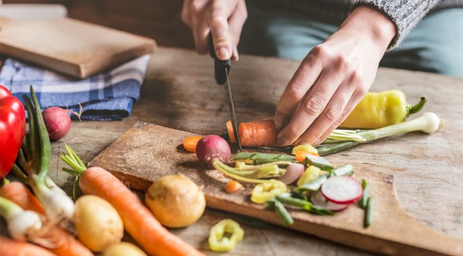 Cooking Smart with Secretly Healthy Dinners