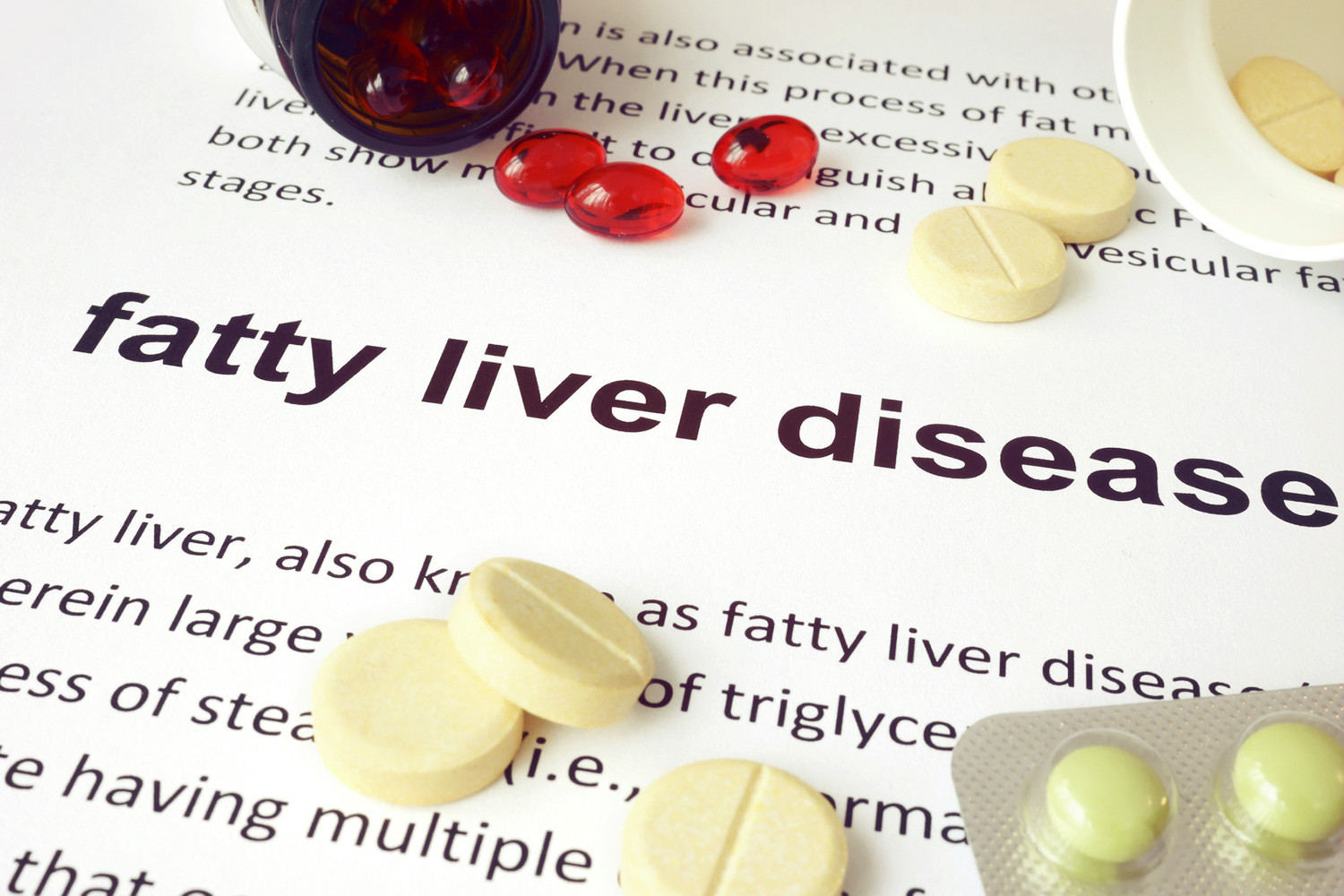 Types of Liver Disease