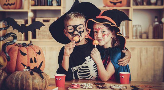 Spooky Holiday and Fall Treats