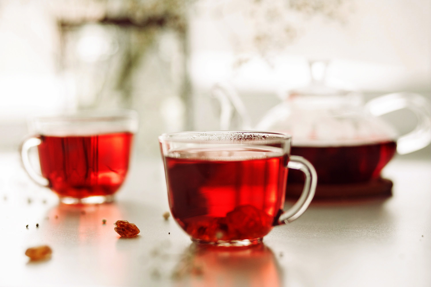 Drinking Hot Tea for Your Heart