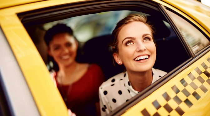 Get a Safe Ride for National Impaired Driving Prevention Month