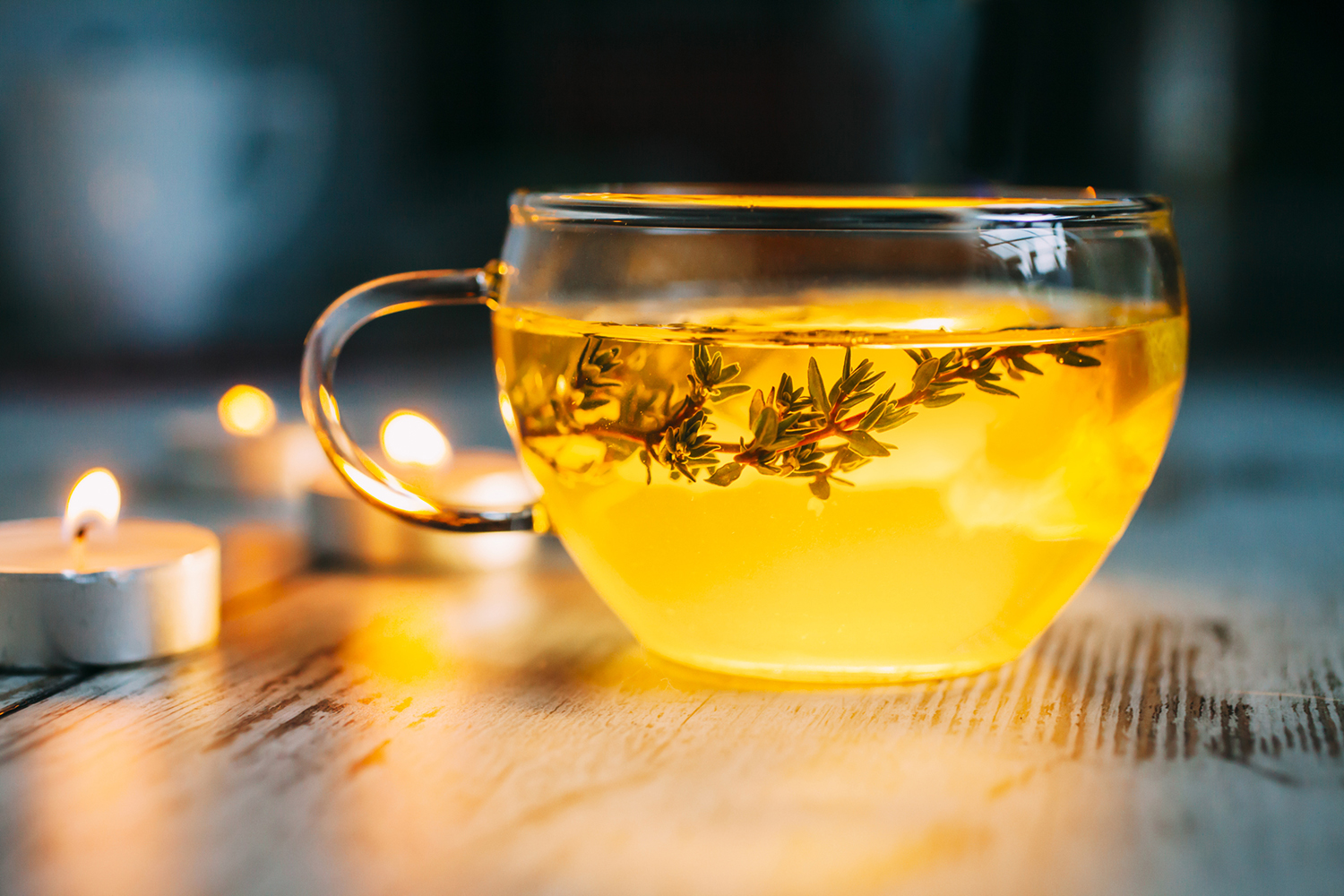Herbal Tea for Your Stomach