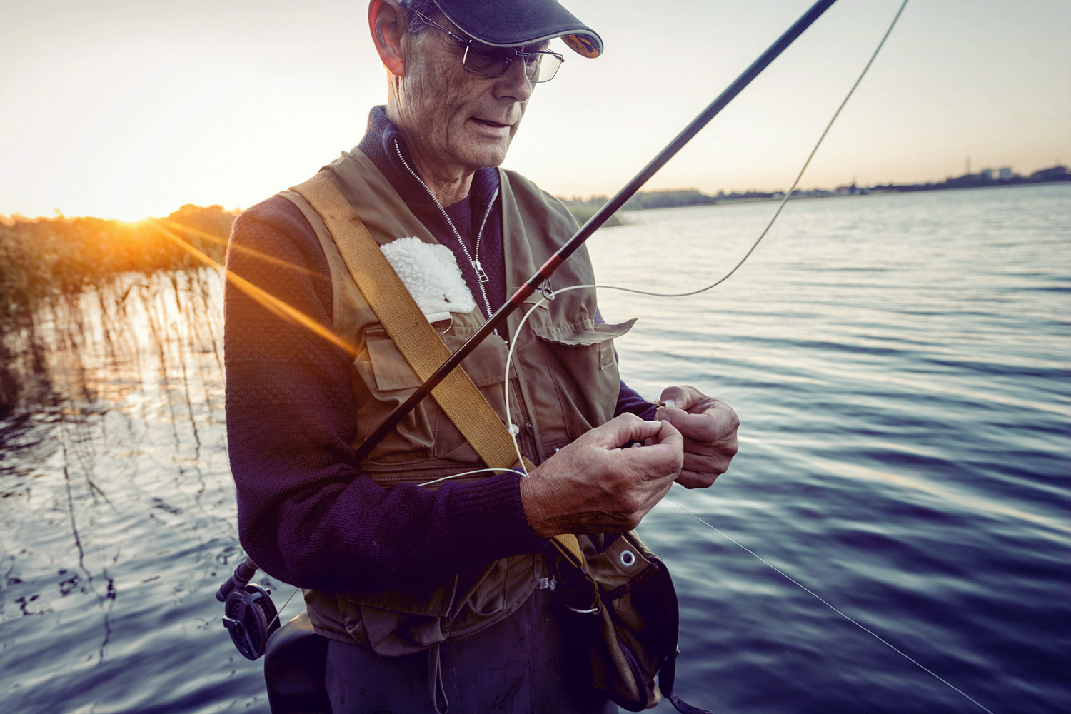 Fishing for Your Health