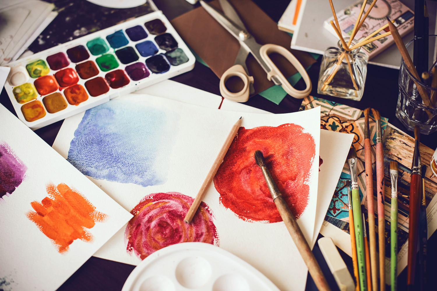 Hobbies to Bust Boredom