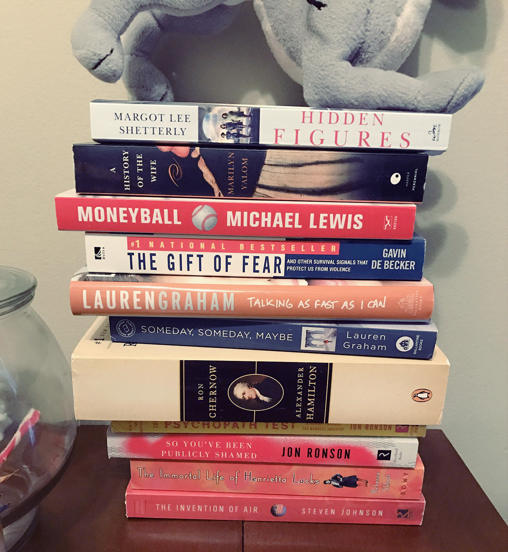Reading List Start
