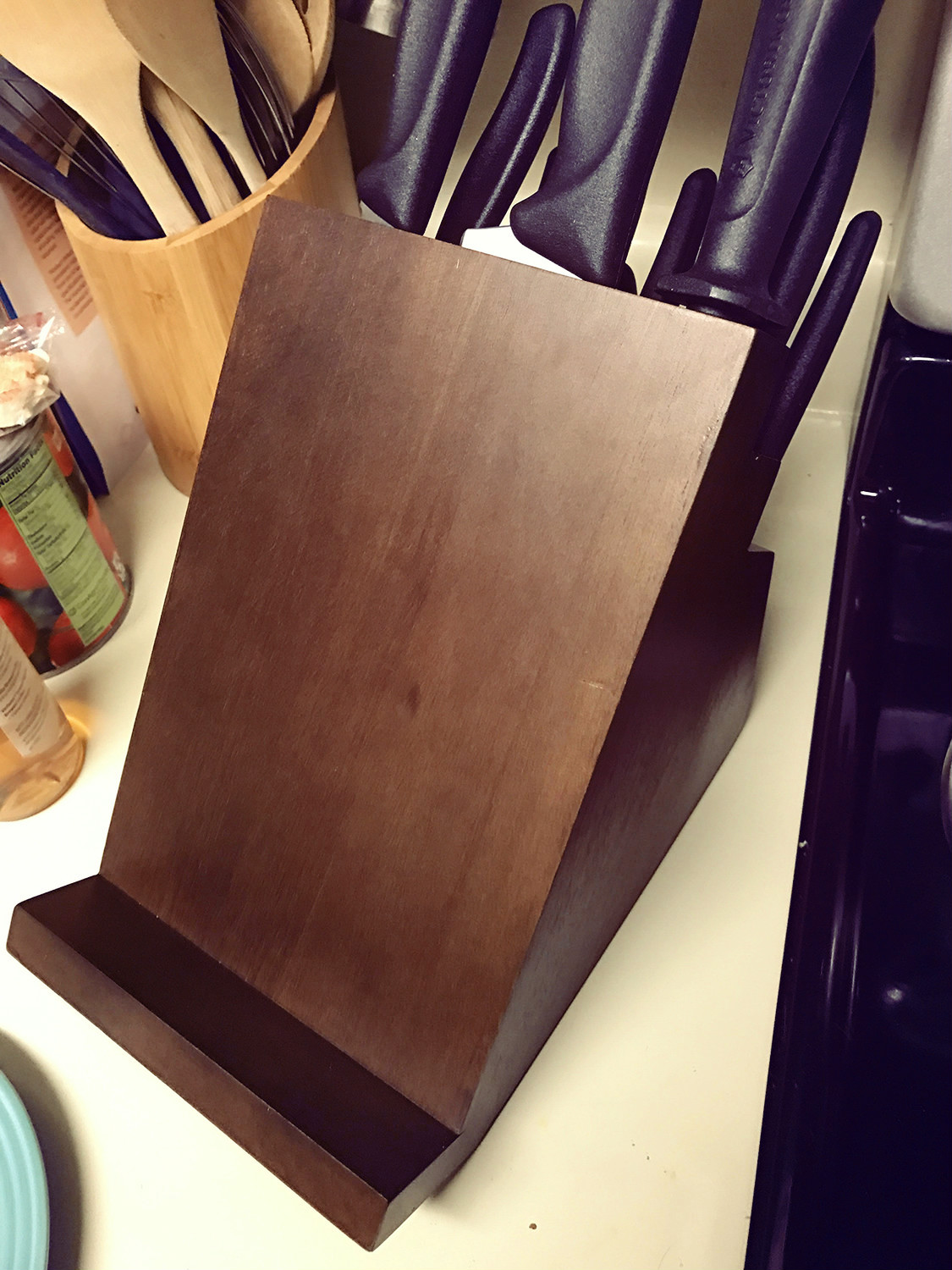 Kitchen Recipe Holder