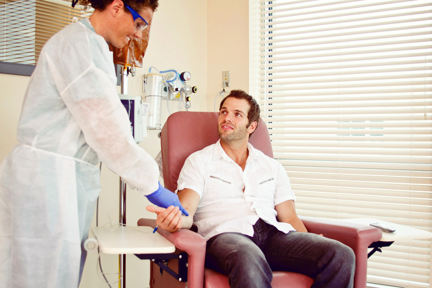 Testicular Cancer and Treatment