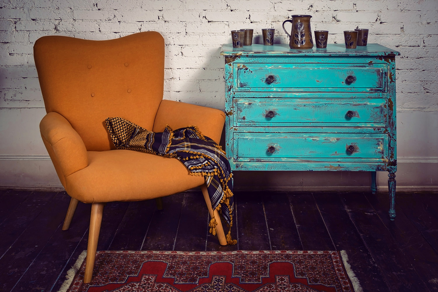 Vintage Furniture and Bedbugs