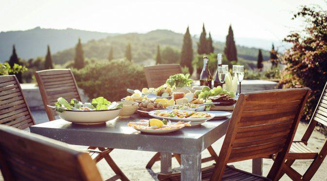 Eating the Mediterranean Diet