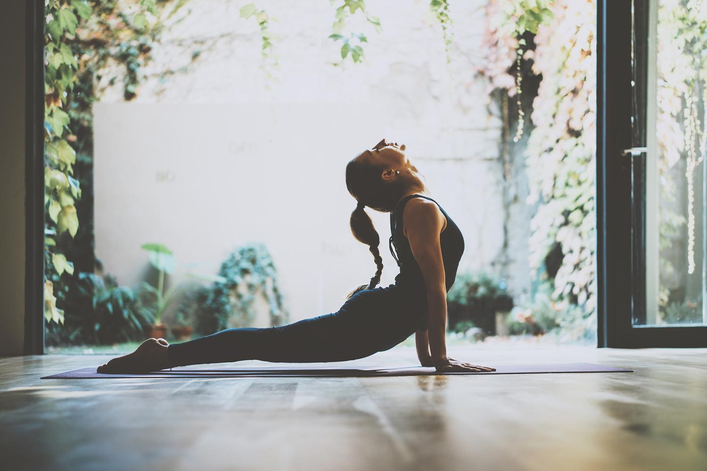 Stress-Fighting Yoga