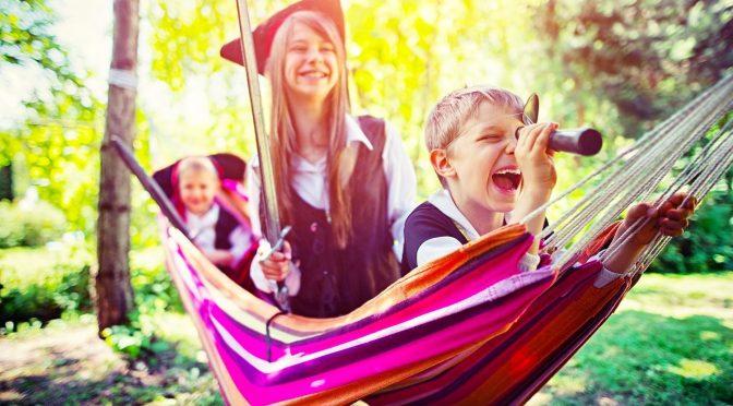 Fun Summer Activities, Like Make Believe