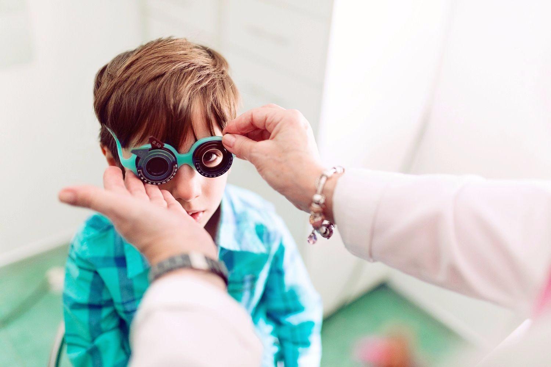 Eye Exams for Kids