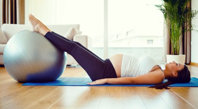 Pregnancy Diet and Exercise