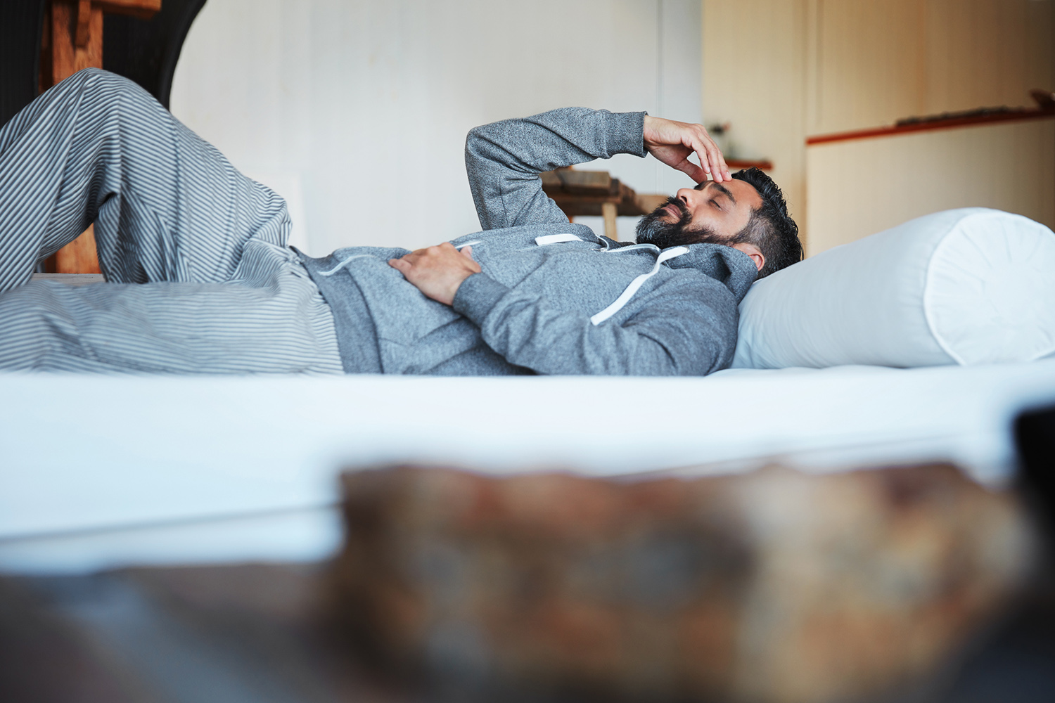 Living with Chronic Fatigue Syndrome