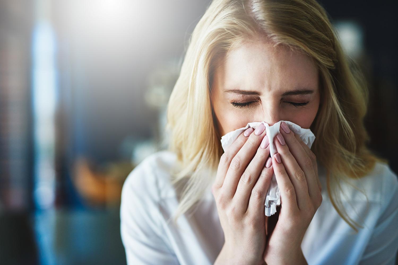 Viral Infection Trigger