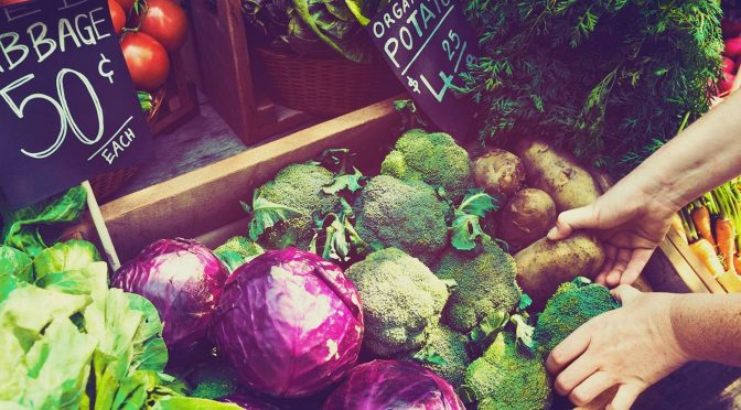 Farmers Markets in Indiana and Ohio