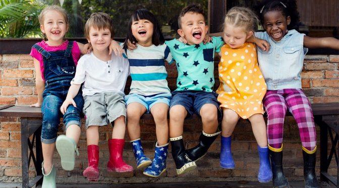 National Children's Awareness Month