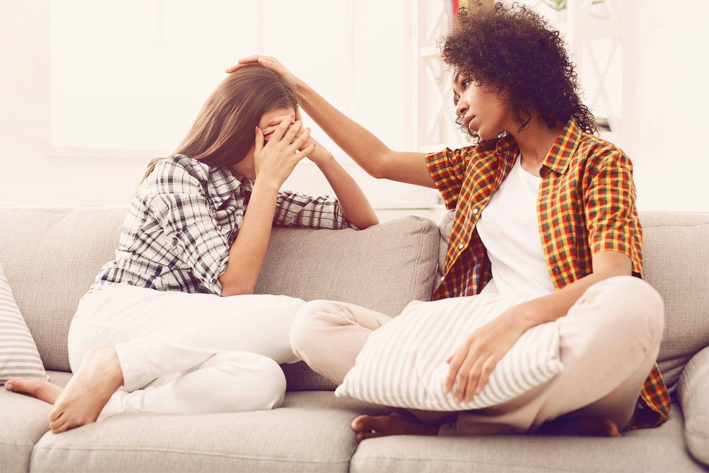 Safely Expressing Feelings During Divorce