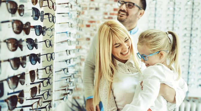 Children's Vision and Learning Month