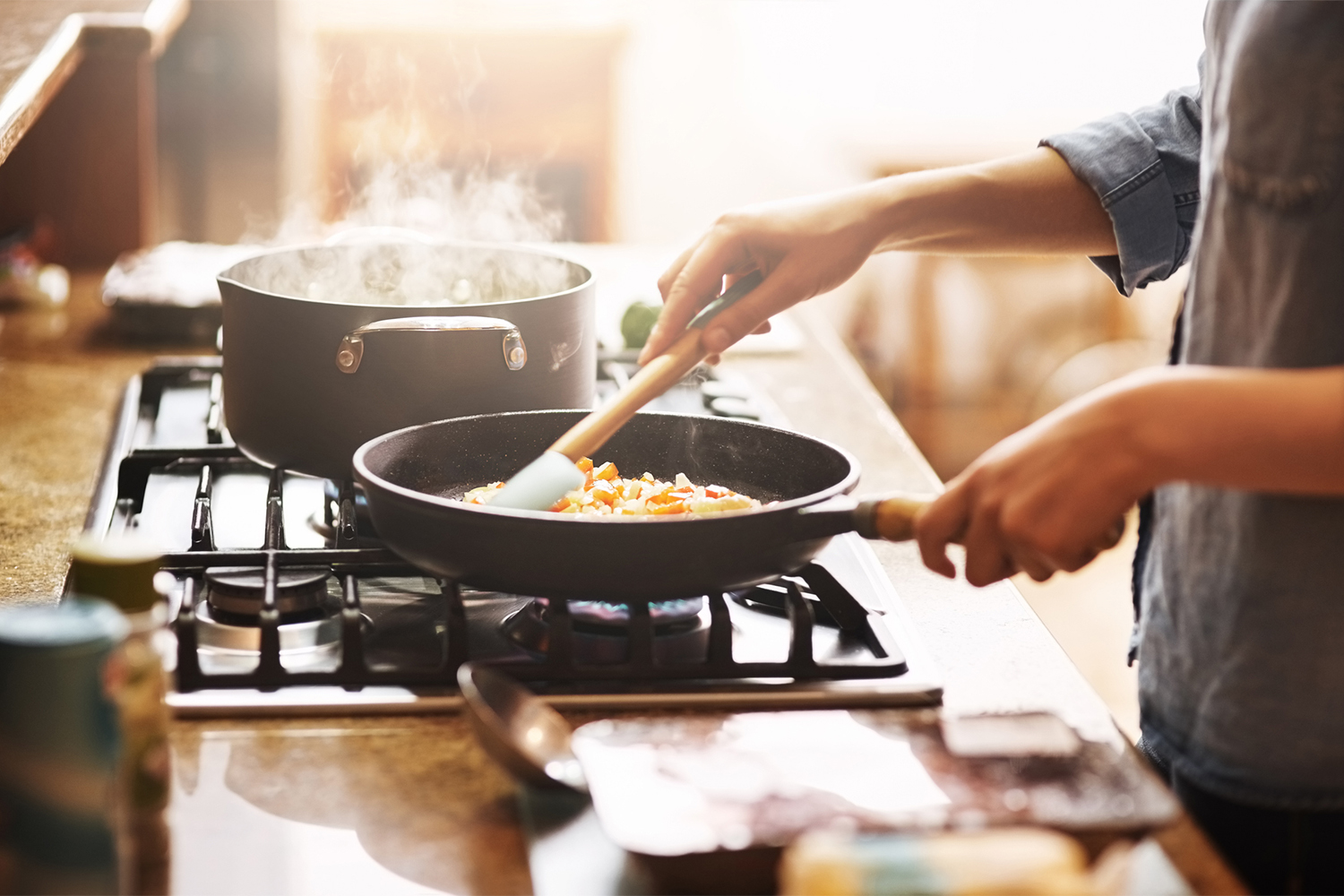 Cook a Meal for Friends