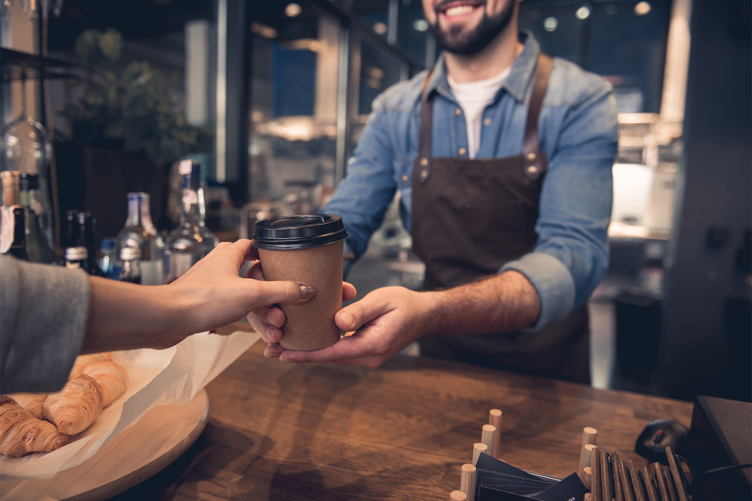 Pay It Forward with Coffee
