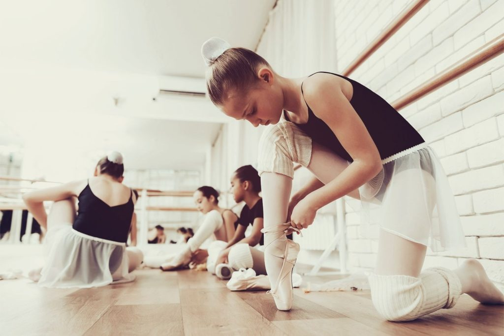 Kids and Stretching Before Exercise