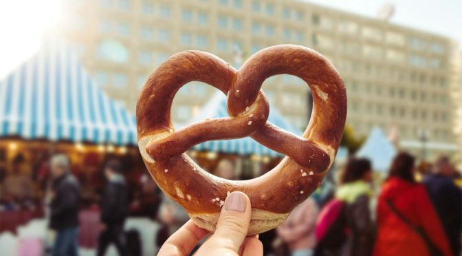 Healthy Pretzel Recipes