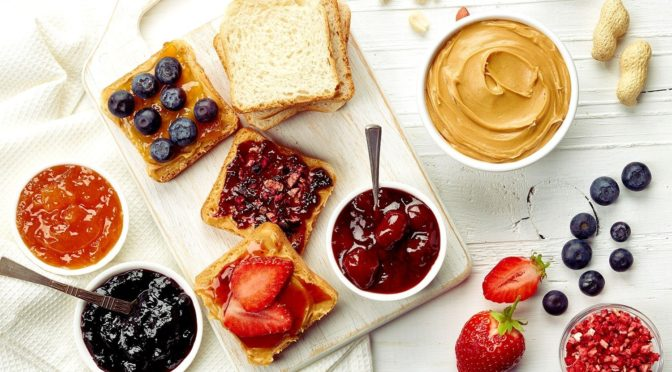 Healthy PB&J Recipes