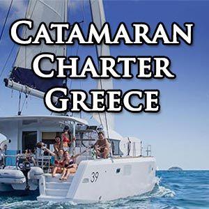 Catamaran Charter Greece snippet
