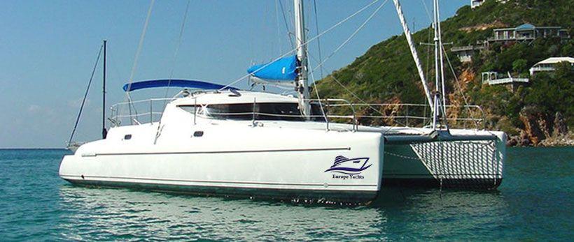 Athens 38 Catamaran Charter Greece