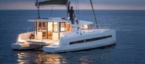 Bali 4.0 catamaran Charter Greece
