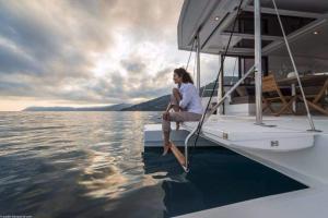 Bali 4.0 catamaran Charter Greece