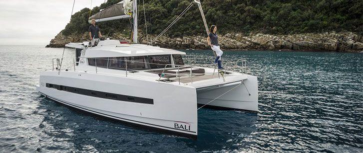 Bali 4.0 / 4.1 Catamaran Charter Greece future image