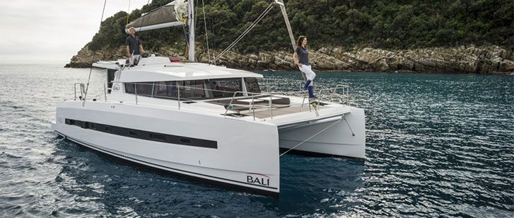 Bali 4.0 / 4.1 Catamaran Charter Greece future image